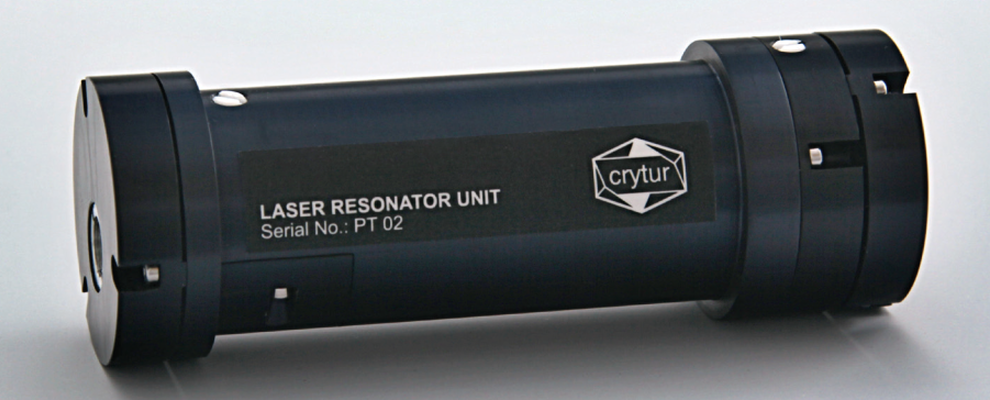 Q-switched laser resonator
